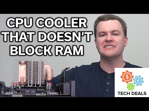 Noctua NH-U9S - Testing, Install Guide, & More - Amazing Cooler!