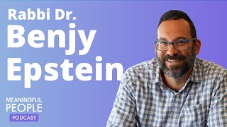 "The Story of Rabbi Dr. Benjy Epstein - ""Living in The Presence"" 