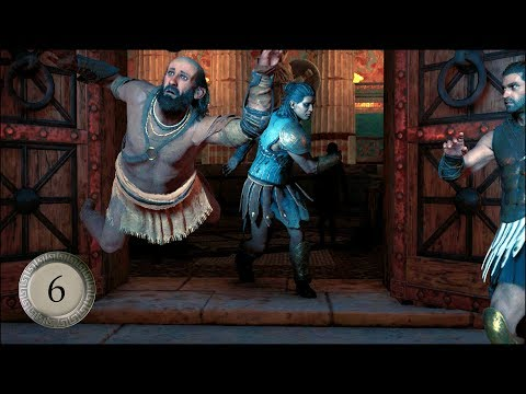 Assassin's Creed: Odyssey (Part 6) Trivia Walkthrough thumbnail