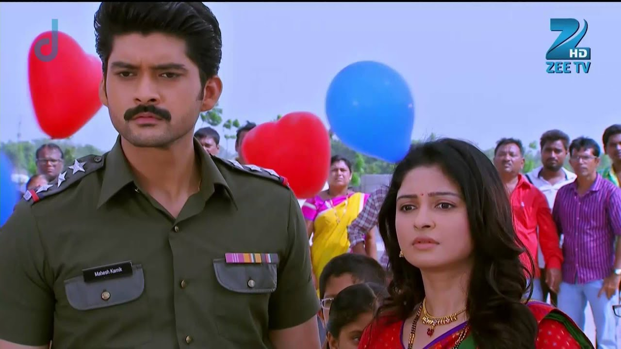 Download गणेश...तेरा मेरा रिश्ता प्यारा   Episode 7   Ganesh manages to please Darpan   Zee TV