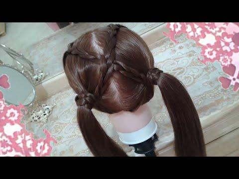 peinados para niña,s mariposa,s 10 faciles para cabello largo bonitos y