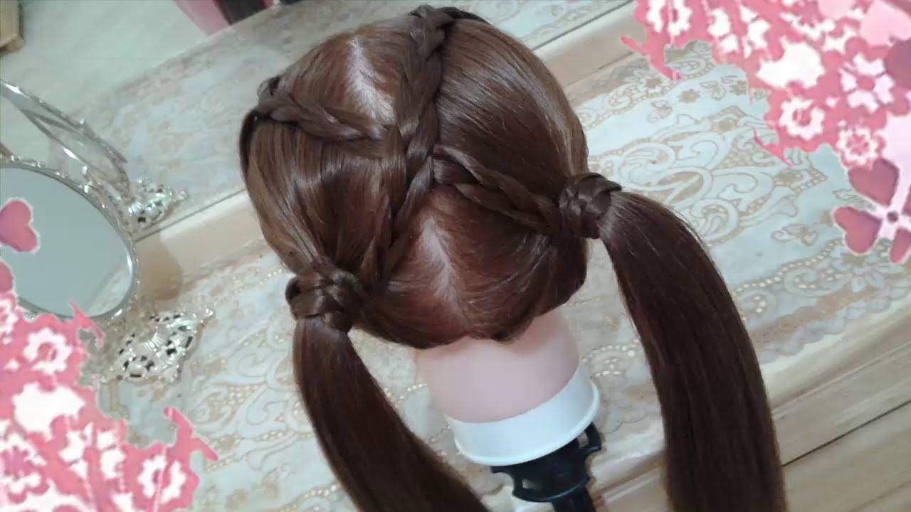 Peinados Para Nina S Mariposa S 10 Faciles Para Cabello Largo