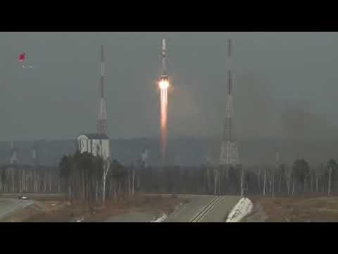 Soyuz ST30 Flight - Launch Sequence