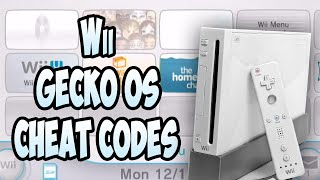 Wii Hack - How to Add Cheat Codes to Gecko OS (Homebrew Channel)