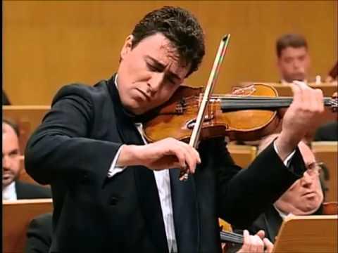 Maxim Vengerov - Jean Sibelius - Violin Concerto in D minor, Op. 47, 3rd Movt Allegro Ma Non Tanto