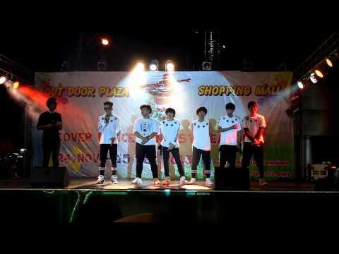 [120813]  DGS COVER BTS-Attack on bangtan-No more dream @ Lotus srinakarin