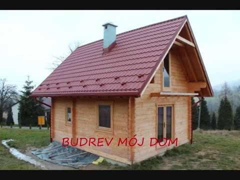Genialny jak zbudować dom z drewna, kuba kuków domek letniskowy, domek QU31