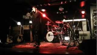 Elsiane - Vaporous   Live in Quasimodo Berlin 15.10.2012 First time in Europe
