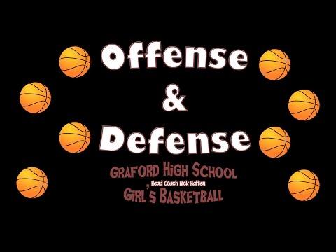 Offense & Defense   Graford High School   Coach Nick Hatten