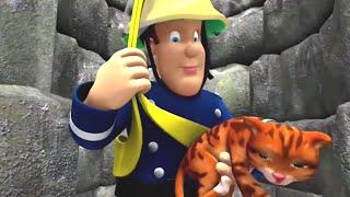 Neue Feuerwehrmann Sam Folgen Deutsch 🌟Sam rettet die Katze! 🚒 Kinderfilme