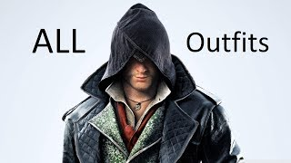 Assassin's Creed Syndicate - All Outfits [Jacob]