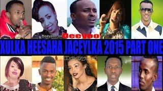 DEEYOO TOP TEN 10 HEESO XUL JACEYL AH 2015
