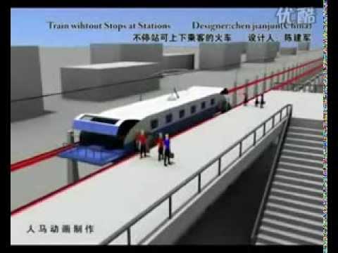 Último prototipo de tren bala en Japon