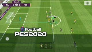 LIVE1 - eFootball Pes 2020 -  Game Mobile VN