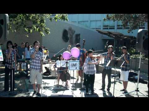 UBC Music Initiative - Sept 6 Imagine Day at UBC (part 1)