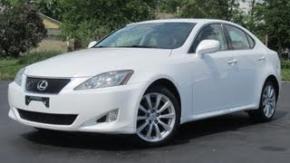 2007 Lexus IS 250 AWD Pearl White SOLD!!!