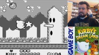 KIRBY´S DREAM LAND (Game Boy) - Gameplay en Español
