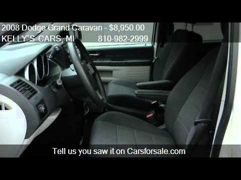 2008 Dodge Grand Caravan SE - for sale in FORT GRATIOT, MI 4