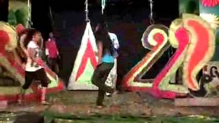 Andhra Telugu Stage Village recording Dance Latest