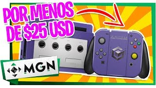 10 Accesorios de Nintendo Switch: 25 dólares o menos | MGN