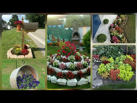 Beautiful Garden Home Flowers Decoration Ideas Amazing Stylish Garden Arrangement Ideas