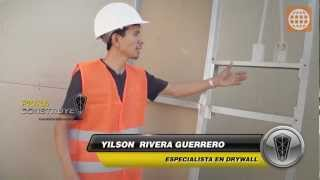 Drywall - Sistema de Construcción