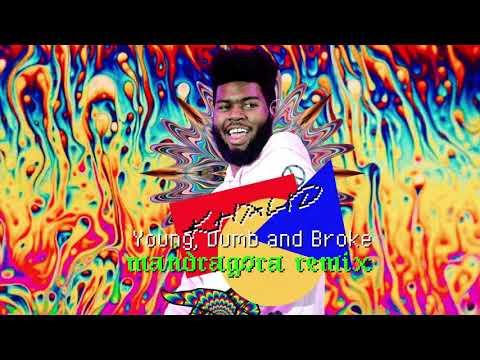 Khalid  Young Dumb & Broke Mandragora Remix