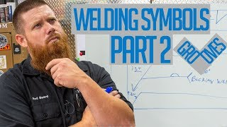 How to Read Welḋing Symbols: Part 2 of 3