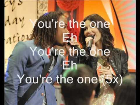 Countdown  lyrics (Victoria Justice and Leon Thomas lll) Victorious