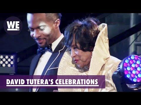 Kym's Emotional Marla Gibbs Speech  David Tutera's Celebrations  WE tv