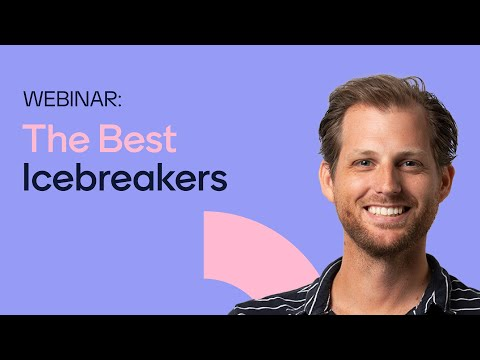 Icebreaker at Presentations and Events | Recorded Webinar from Mentimeter