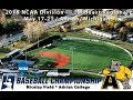 2018 NCAA Division III Baseball Mid-East Regionals: Ithaca vs. Wabash (Game Twelve)