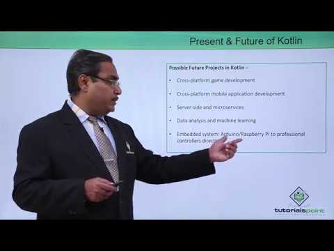 Kotlin - Present and Future