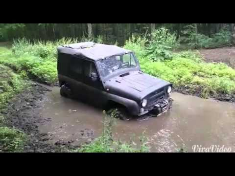 УАЗ 469 с консервации Miami Beach - YouTube