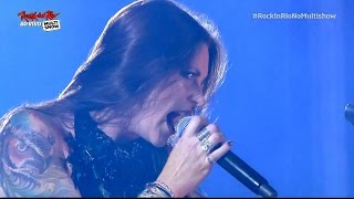 Nightwish - Yours is an Empty Hope live Rock in Rio (2015)
