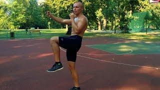 видео Табата и бокс