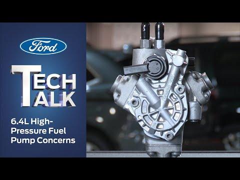 2009 6.4L Ford Powerstroke Diesel Fuel Injector