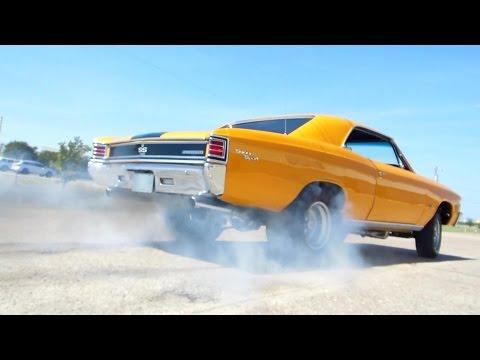 Bad 1967 Chevelle SS 700 Horsepower Blown Tangelo USA Muscle Car