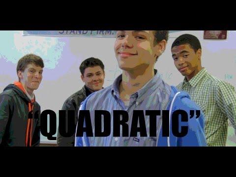 'Quadratic' - A Math Parody of Maroon 5's Payphone (Music Video)