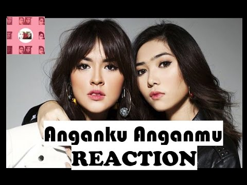 Raisa & Isyana - Anganku Anganmu Reaction