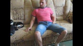 видео Перетяжка мягкой мебели