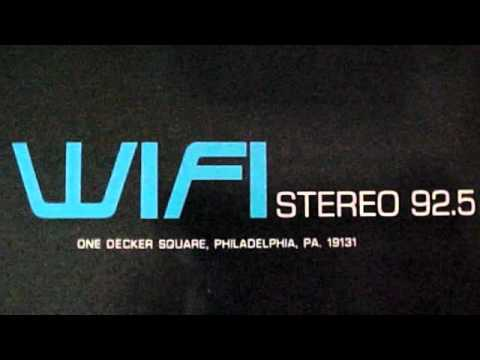 WIFI New92fm Philadelphia - David Sanchez - 1983