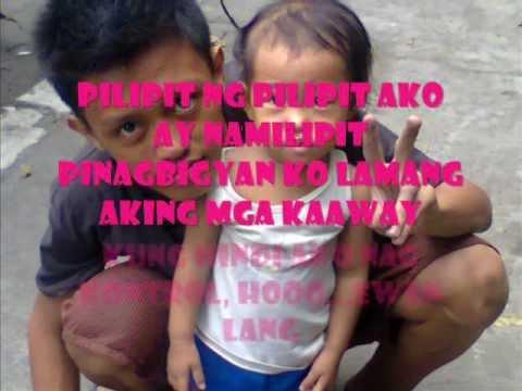 dayang dayang, tagalog version