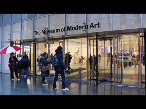 MoMA Museum of Modern Art - New York City, NY - Nov 29, 2016