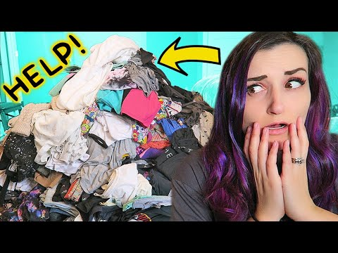 Extreme Closet Clean Out ...GONE WRONG (so much regret)
