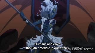 Itami Squad JSDF vs GiselleTwo Dragons Ep 17