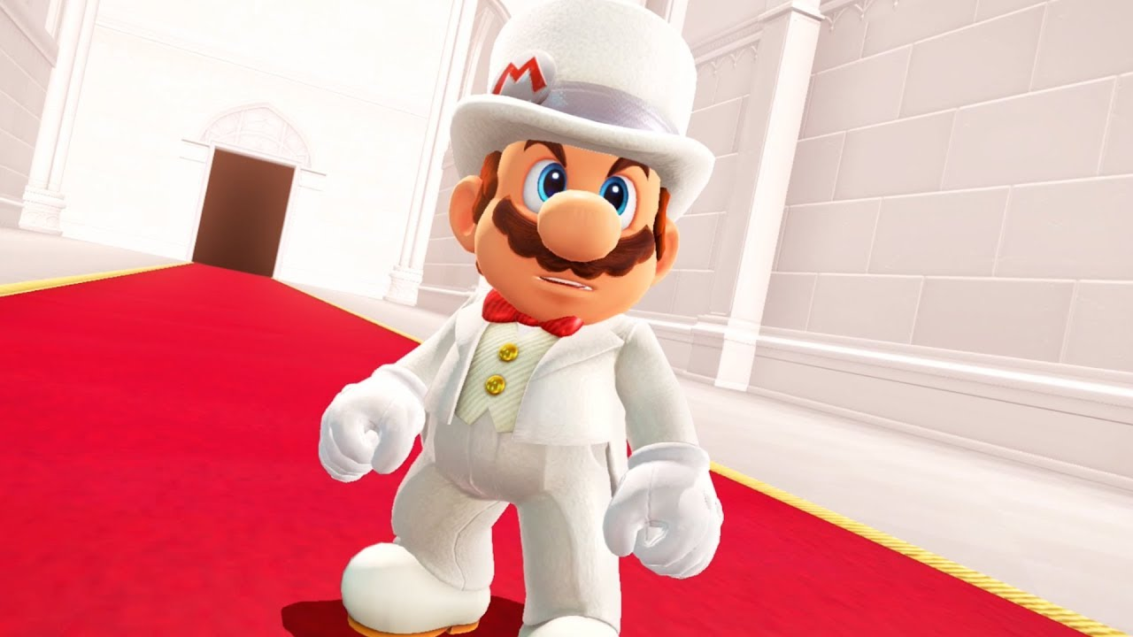 Super Mario Odyssey   The Wedding begins   #29 Walkthrough   YouTube