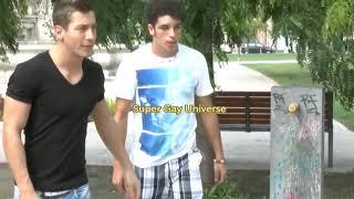 GAY BLACK Skater LOVE STORY GAY GUYs MOVIE GAY KISS BOYS GAY LOVE GAY BOY AFRO Mixed blatino kissing