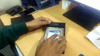 How to Make Internal Hard Drive External 3 5 SATA External Case HDD Enclosure Quantum Zero USB 3 0 U