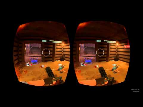 Team Fortress 2 Virtual Reality Mode - Softpedia Gameplay
